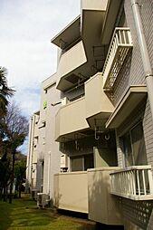 ヴィラ横須賀B[302号室]の外観