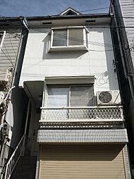 [一戸建] 大阪府大阪市港区港晴4丁目 の賃貸【/】の外観