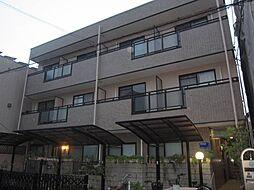 大阪府大阪市住吉区遠里小野7丁目の賃貸マンションの外観