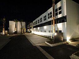 プレミアムアイランド日の出III[E号室]の外観