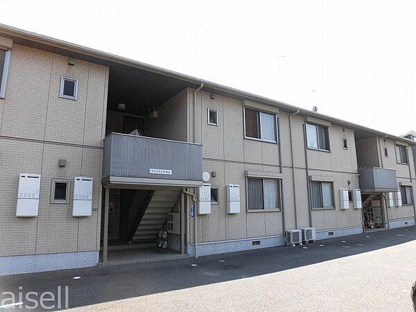広島県廿日市市阿品2丁目の賃貸アパート