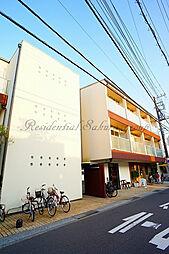 神奈川県鎌倉市由比ガ浜1丁目の賃貸マンションの外観