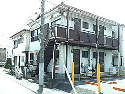 コーポ若竹[1階]の外観