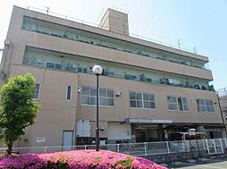 池田グランドコーポ[4階]の外観