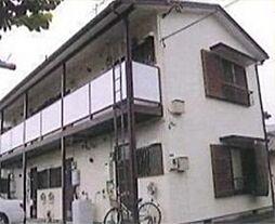神奈川県秦野市渋沢上1丁目の賃貸アパートの外観