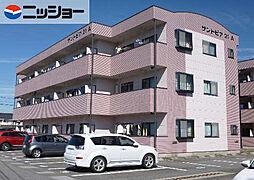 サントピア21A棟[3階]の外観
