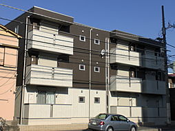 フォンテーヌ南太田[3階]の外観