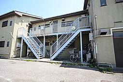 山上第3住宅[102号室]の外観