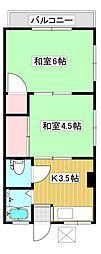 西小山駅 7.8万円