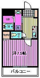 PRENDRE〜プランドール〜[2階]の間取り