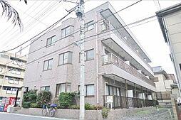 埼玉県川口市鳩ヶ谷緑町2の賃貸アパートの外観