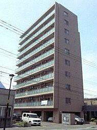 北海道札幌市中央区南十条西13丁目の賃貸マンションの外観