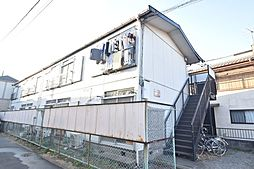 伊興アパート[2階]の外観
