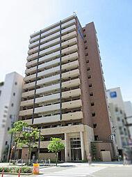 マンション(JR難波駅から徒歩6分、1K、1,450万円)