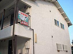 滋賀県大津市瀬田2丁目の賃貸アパートの外観
