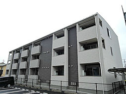 福岡県北九州市門司区大里戸ノ上2丁目の賃貸マンションの外観