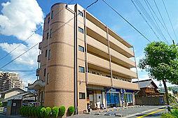 滋賀県草津市野村2丁目の賃貸マンションの外観