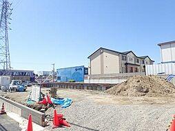 滋賀県甲賀市水口町北泉1丁目の賃貸アパートの外観