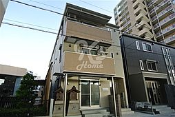 兵庫県神戸市須磨区古川町3丁目の賃貸アパートの外観