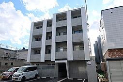 北海道札幌市豊平区月寒東二条5丁目の賃貸マンションの外観