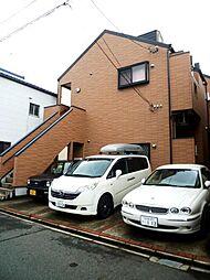 愛知県名古屋市瑞穂区下坂町4丁目の賃貸アパートの外観