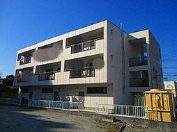 千葉県袖ケ浦市蔵波の賃貸マンションの外観