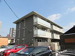 福岡県北九州市小倉北区昭和町の賃貸アパートの外観