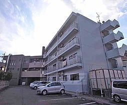 京都府京都市伏見区醍醐構口町の賃貸マンションの外観