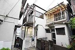 [タウンハウス] 兵庫県川西市美園町 の賃貸【/】の外観