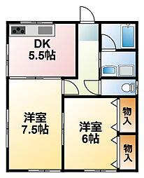 国吉駅 5.6万円