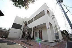 ALEGLIA東大阪[1階]の外観