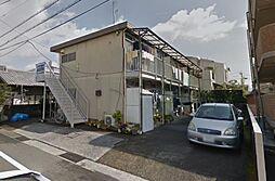 淀川コーポ[203号室]の外観