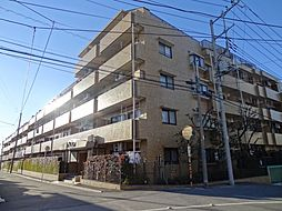 千葉県千葉市稲毛区黒砂台1丁目の賃貸マンションの外観