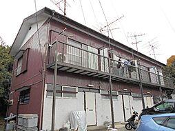 [テラスハウス] 神奈川県横浜市港北区新羽町 の賃貸【/】の外観
