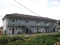 コスモ前橋ハイツ[2F (角)号室]の外観