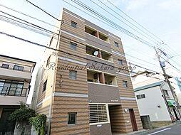 神奈川県平塚市錦町の賃貸マンションの外観