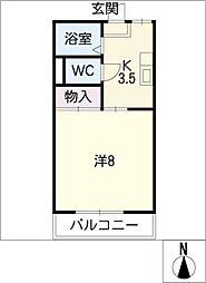 夢ハウス386A[1階]の間取り