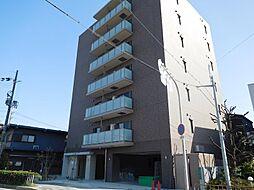 新築コートドール高槻[6階]の外観
