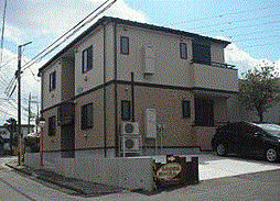 神奈川県横浜市旭区小高町の賃貸アパートの外観