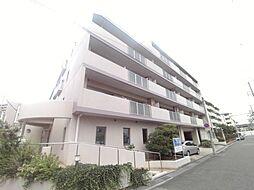 兵庫県神戸市東灘区北青木2丁目の賃貸マンションの外観
