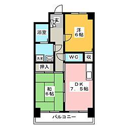 CONOMIビル[3階]の間取り