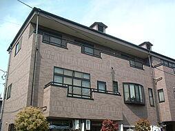 東京都練馬区高野台1丁目の賃貸マンションの外観