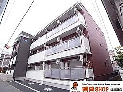 千葉県船橋市前原西1の賃貸アパートの外観