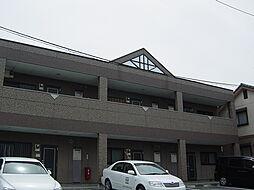 ユーハウス2[1階]の外観