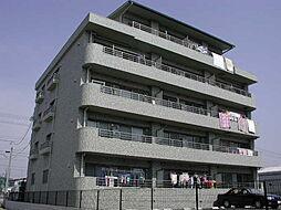 ロックガ−デン北棟[5階]の外観