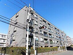 アミークス武蔵新城[3階]の外観
