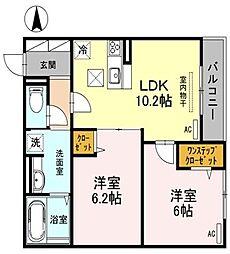 北花田駅 8.7万円