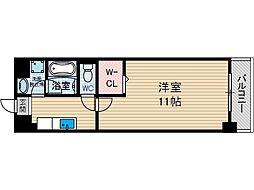 アストラルコート[4階]の間取り