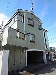 東京都足立区東伊興2丁目の賃貸マンションの外観