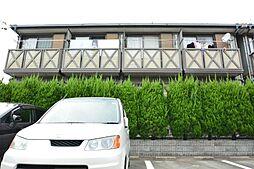 スプリングコート[2階]の外観
